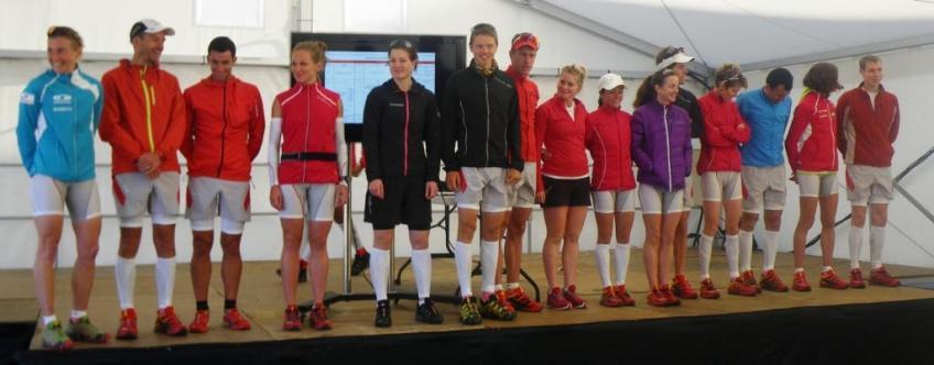 meilleur service 4d0e9 841e0 salomon running team font romeu summer 2011 ...