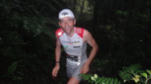 Salomon running Miguel Heras Taiwan 100k 2012