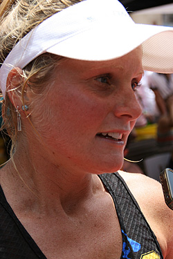 Anna frost winner Transvulcania 2012