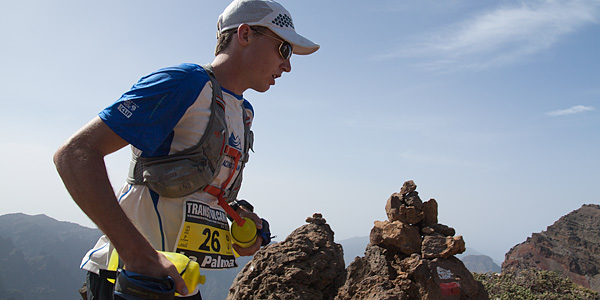 dakota jones at transvulcania 2012