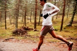 Kilian jornet photos trail running 2012 Winner at Ultra cavalls del vent