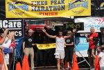 KILIAN JORNET WINNER OF PIKES PEAK MARATHON 2012