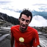 Kilian jornet photos trail running 2012 training at Kinabalu
