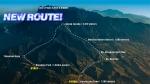 Kinabalu skyrunning ultramarathon new route 2012