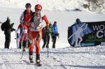 KILIAN JORNET esqui montaña vencedor VERTICAL RACE Ahrntal 2013 detalle