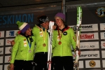 Mireia Miró campeona españa esqui montaña 2013. Foto Joan Miro