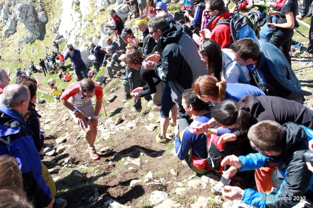 Zegama Aizkorri: The race every runner dreams of.