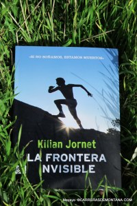 kilian jornet book  the invisible border