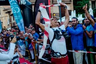 Alvaro Rodriguez wins Ultra Trail guara Somontano 2013