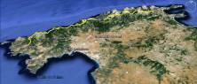 Ultra mallorca serra tramuntana mapa carrera 107k