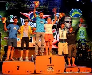 fotos transvulcania 2014 mayayo podio ultramaraton 73k