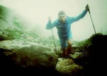 Manuel Merillas en Ice trail Tarentaise foto Manuel Merillas 3