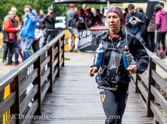 Francesca Canepa buff Epic trail 2014