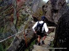 Madeira Island Ultra Trail:   A tough and beautiful course