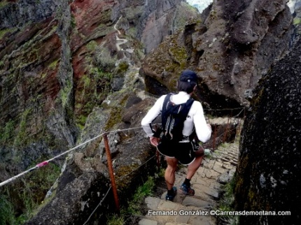 Madeira Island Ultra Trail:   A tough and beautiful course