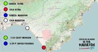 Ultra Maraton Costa de Almeria 2015 imagen