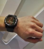 garmin fenix3 HR gps watch