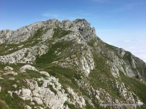 Aizkorri peak icon for Ehunmilak