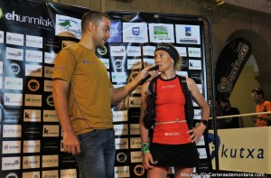 ehunmilak speaker interviews silvia triguero after 168km win
