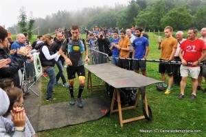 javi rodriguez winner 168k passes by mandubia 11km