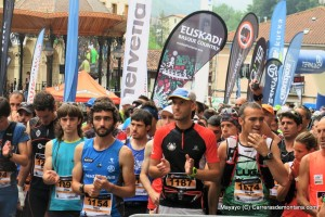 race start peloton at marimurumendi 42k