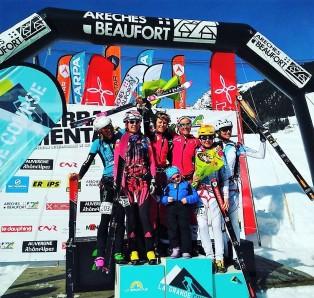 pierra menta 2017 resultados podio femenino
