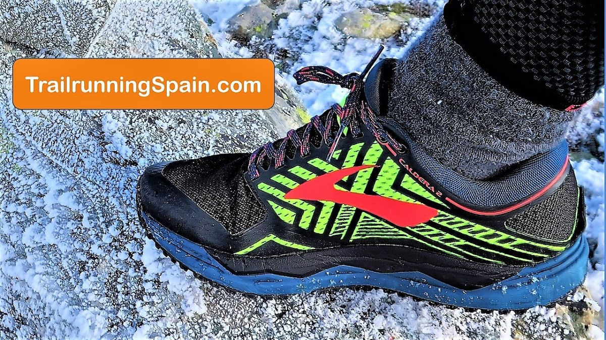bd62624ce5b Brooks Caldera 2 trail running review by Mayayo. Long distance trail ...