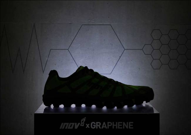 Inov8 graphene g-series photo