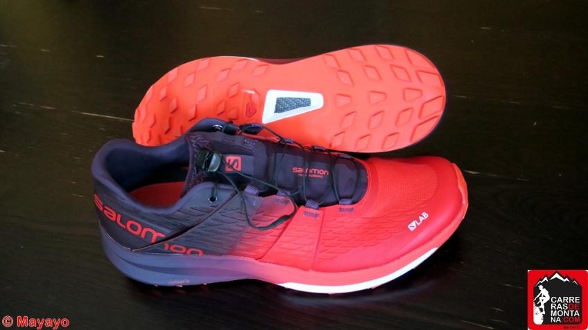 quality design 1541a 404eb salomon slab ultra 2018 zapatillas trail running (12 ...