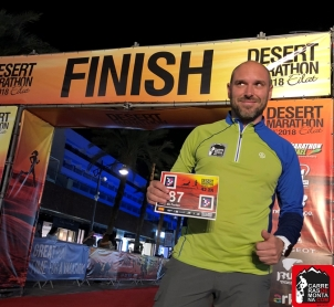eilat desert marathon 2018 photos trail running israel (5)