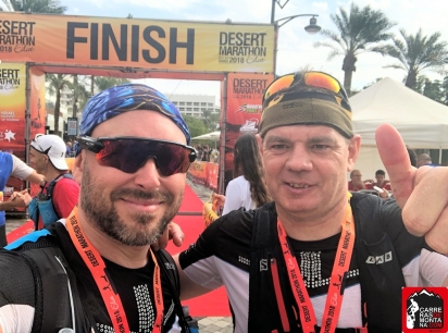 eilat desert marathon 2018 photos trail running israel (73)