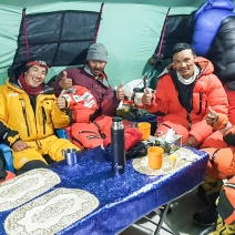 28 01 2019 Alex Txikon Expedition K2 (1)