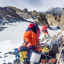 28 01 2019 Alex Txikon Expedition K2 (11)