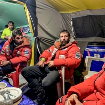 28 01 2019 Alex Txikon Expedition K2 (2)