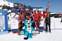 ISMF World Cup SprintRace2019 Relay race (2)
