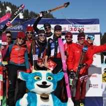 ISMF World Cup SprintRace2019 Relay race (3)