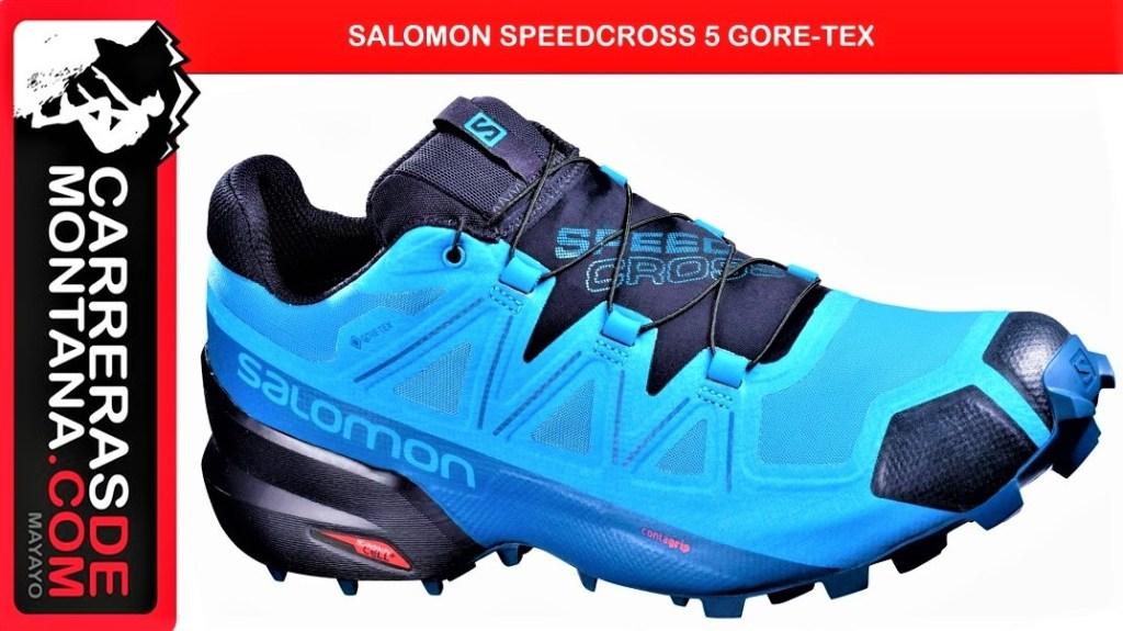 salomon speedcross gore tex